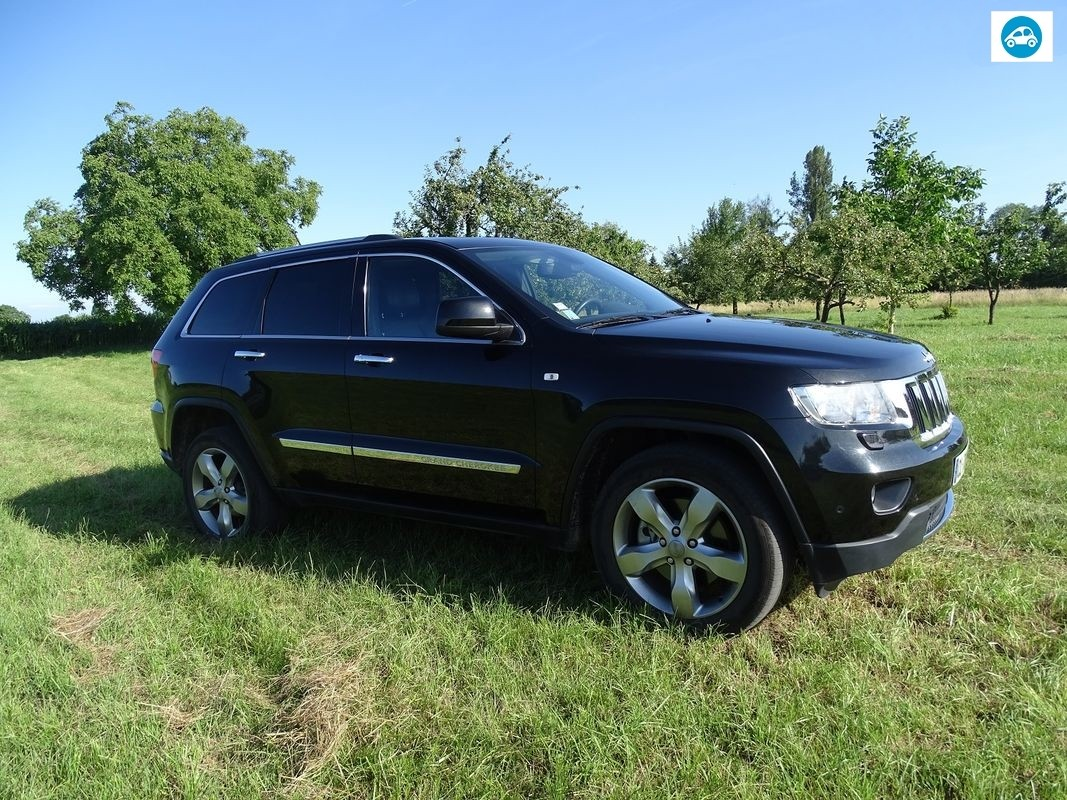 Jeep Grand Cherokee 3.0 L CRD Limited 2012