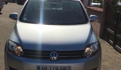 Volkswagen Golf VII plus 1.6 TDI 105 Ch Confortline 2010