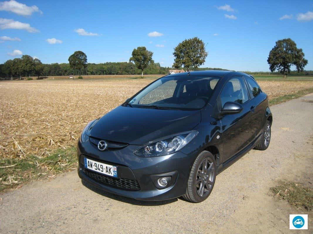 Mazda 2 1.6 MZ-CD 90 Sport 2010