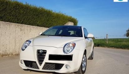 Alfa Roméo Mito 1.6 JTDm 120 Exclusive 2012