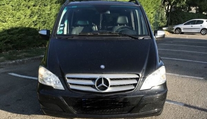 Mercedes Viano 3.0 CDI V6 Ambiente 7 places 2011