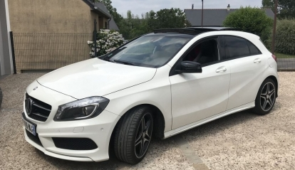 Mercedes Classe A 220 CDI Fascination Pack AMG 7G-DCT 2015
