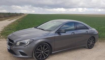 Mercedes Classe CLA 200 CDi 4Matic 7G-TRONIC (4x4) 2015