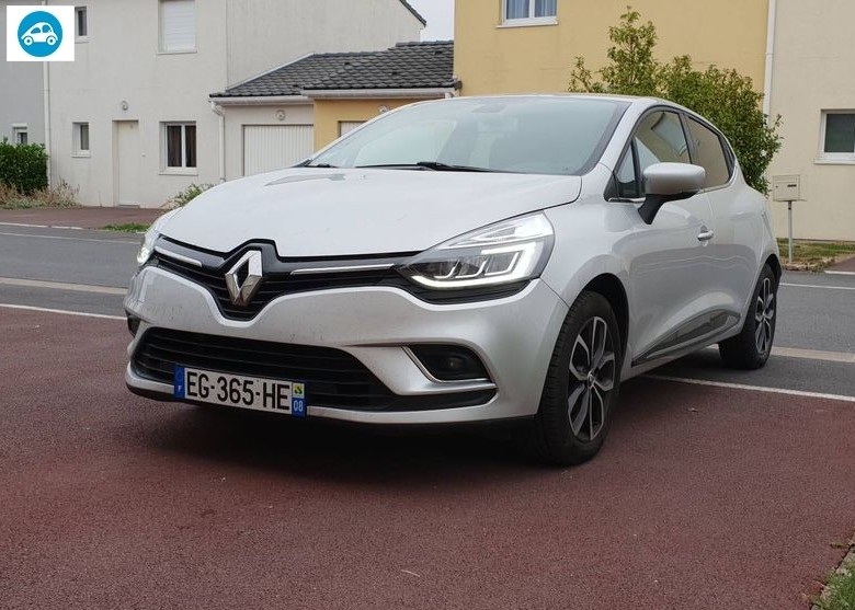 Renault Clio IV TCE 90Ch Limited 2016