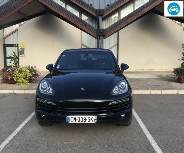 Porsche Cayenne 3.0 D 245 Tiptronic 2012