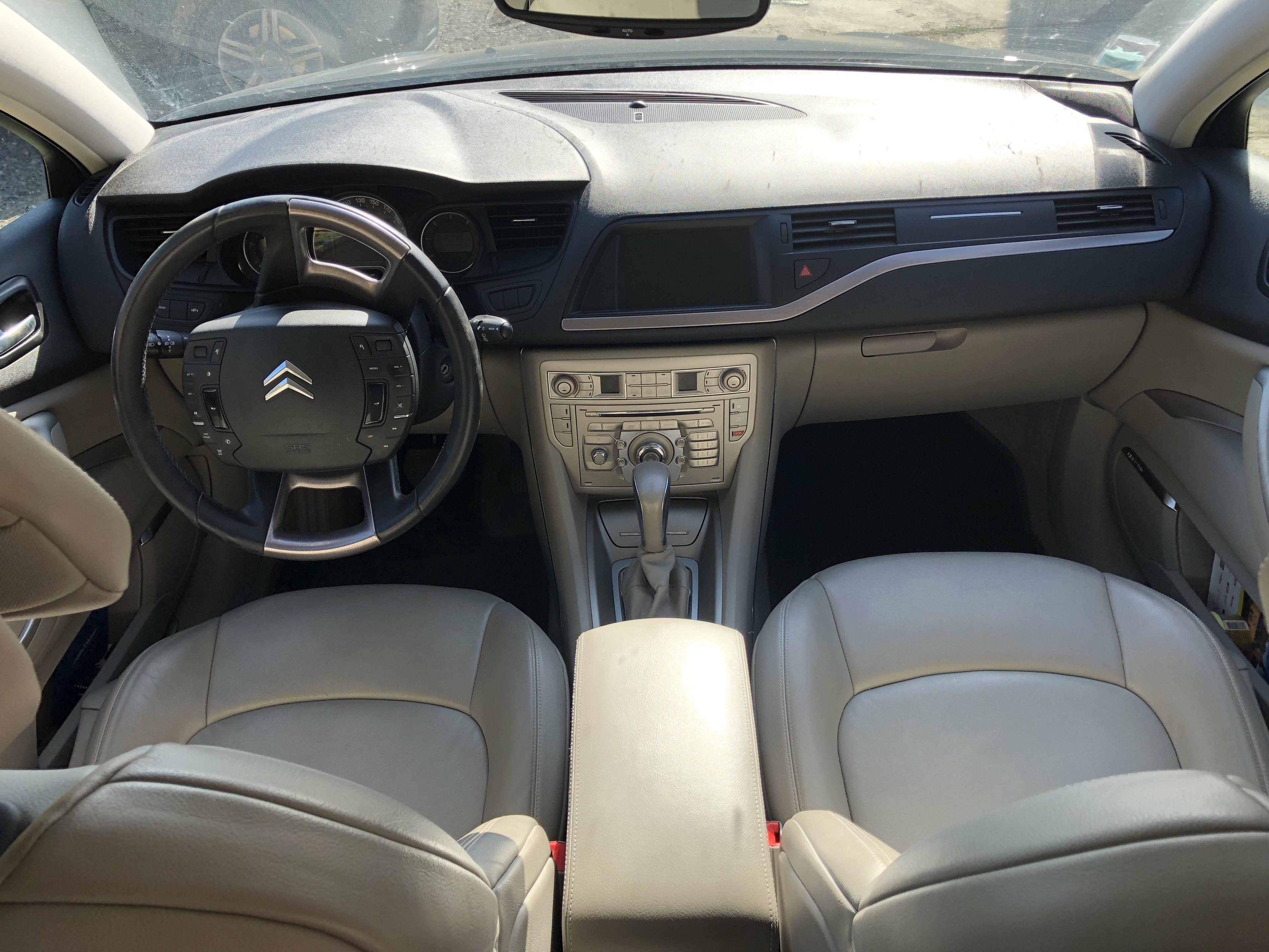Citroën C5 Tourer 3.0 HDi Diesel Automatique 2010 Billy sous mangiennes