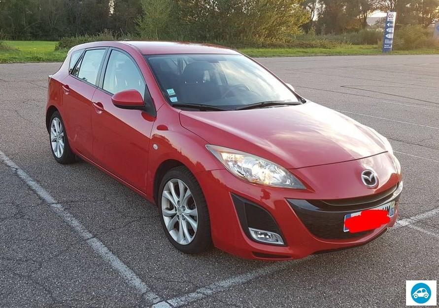 Mazda 3 1.6 MZCD 110 Ch Sport 2010
