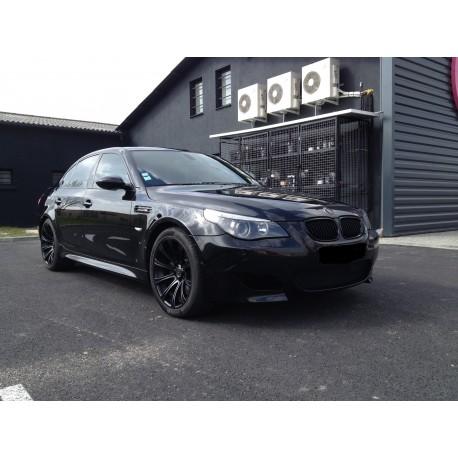 A VALIDER : BMW M5 Essence Automatique 2007 Fronton