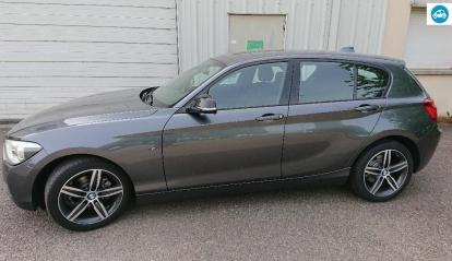 BMW Série 1 116 D Sport 5p 2014