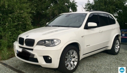 BMW X5 3.0d XDrive Pack M 2011