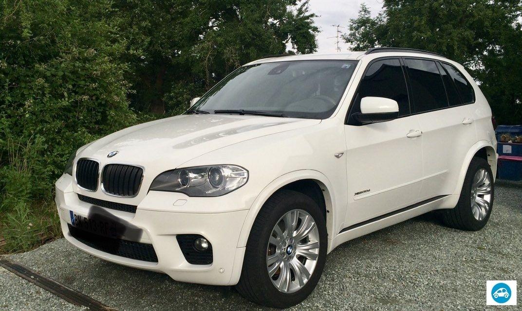 BMW X5 3.0d XDrive Pack M 2011
