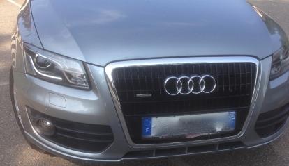 Audi Q5 Diesel Automatique 2012 Rosteig