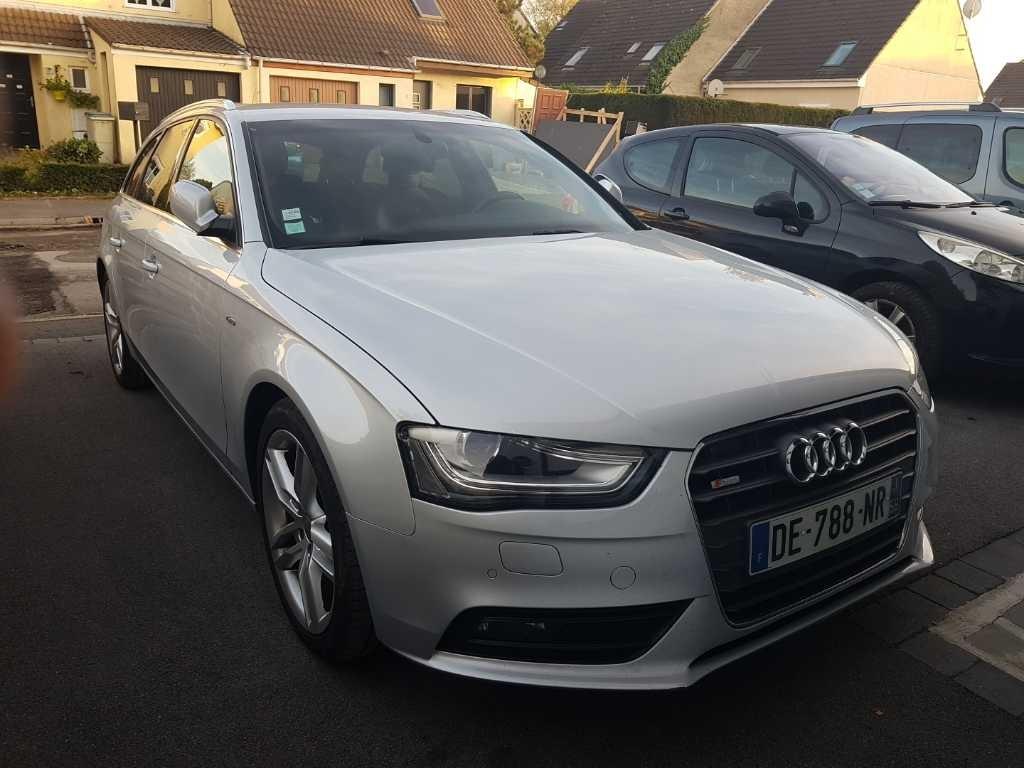 Audi A4 Diesel Automatique 2014
