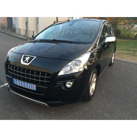 Peugeot 3008 Diesel Automatique 2011