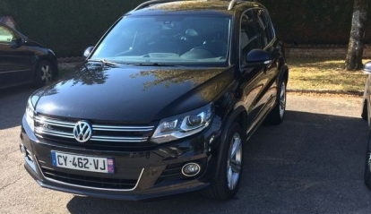 Volkswagen Tiguan 4 Motion R-Exclusive Carat 2013