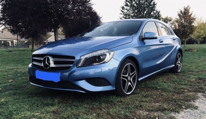 Mercedes Classe A 180 Sensation 2014
