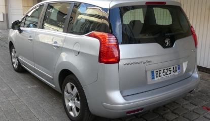 Peugeot 5008 HDI FAP Premium 2010