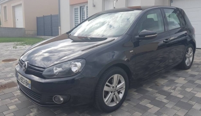 Volkswagen Golf 6 1.6 TDI Match Bluemotion 2012