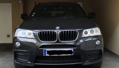 BMW X3 F25 Xdrive Pack M Toutes Options 2012