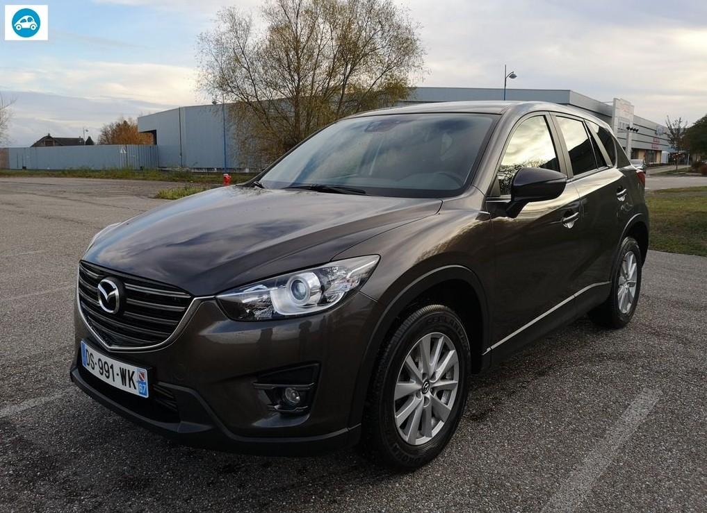 Mazda CX-5 Dynamique 2015