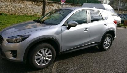 Mazda CX-5 Diesel Manuelle 2017 Versailles