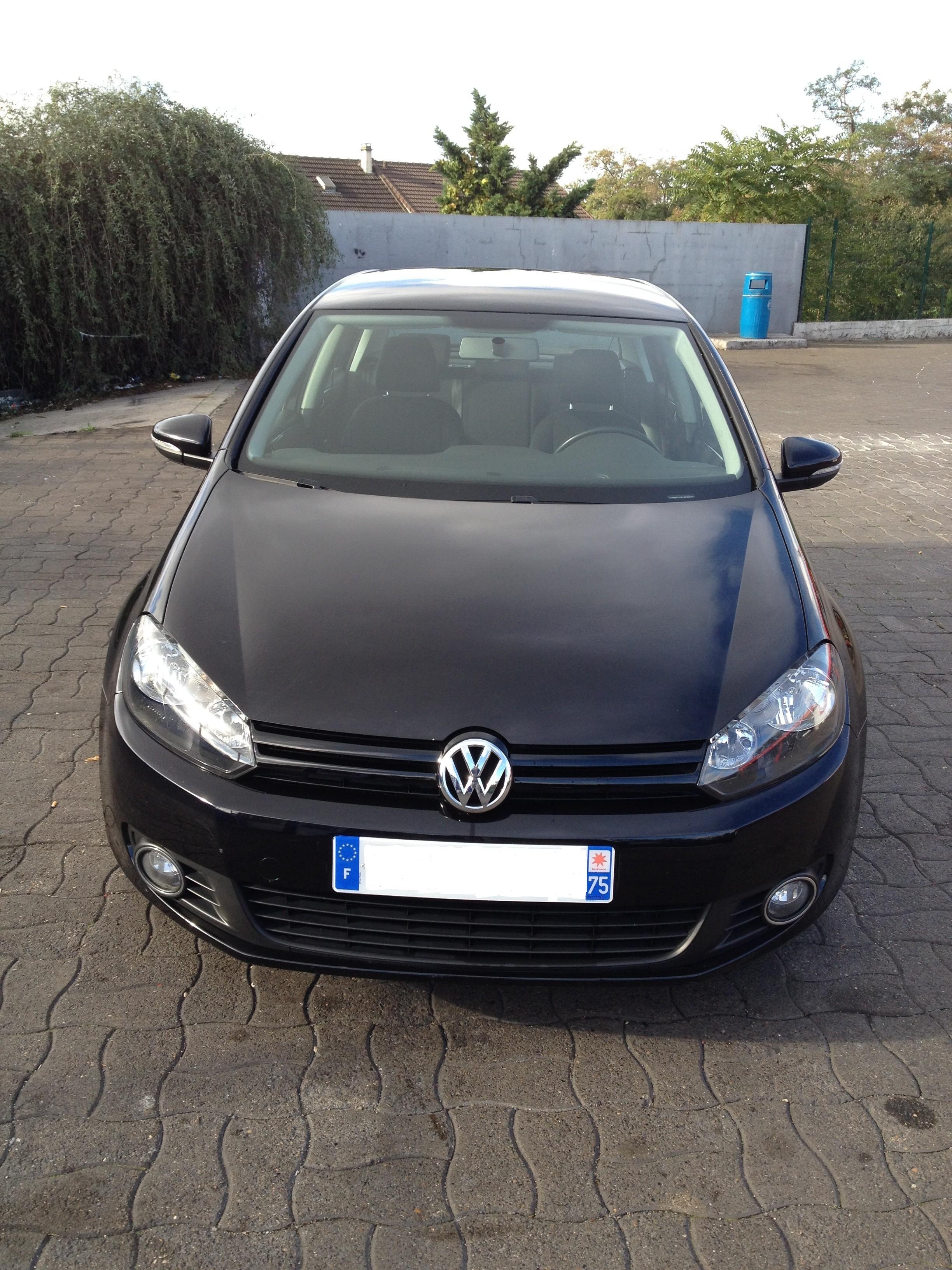 Volkswagen Golf VI Diesel Manuelle 2011 PARIS