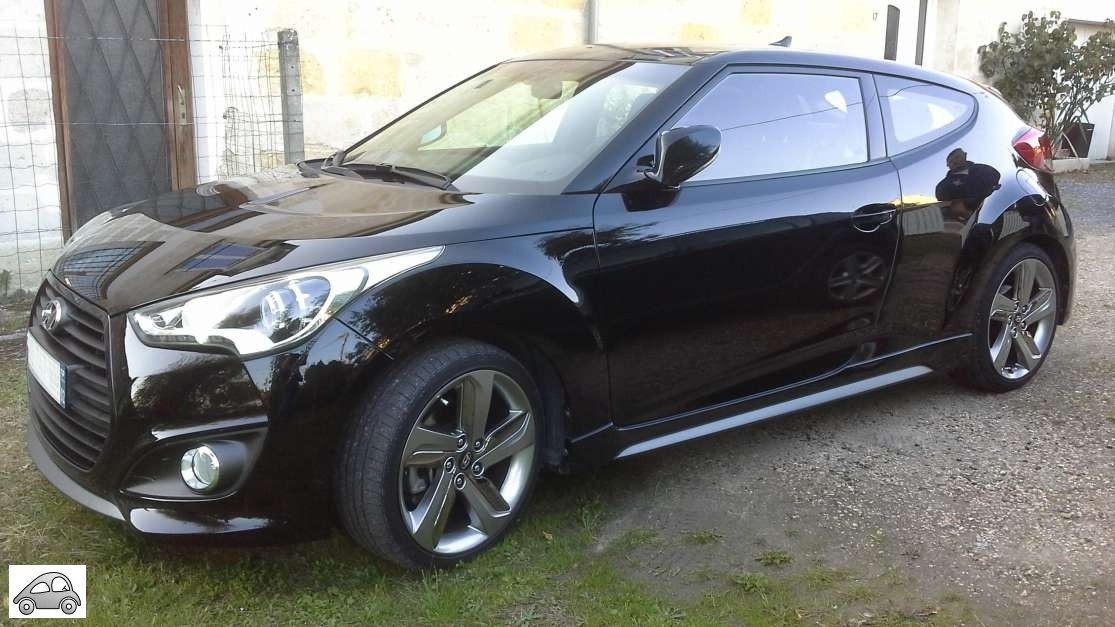Hyundai Veloster Turbo Coupé Sport