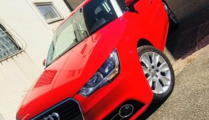 Audi A1 1.6 TDI Ambition Stronic 2013