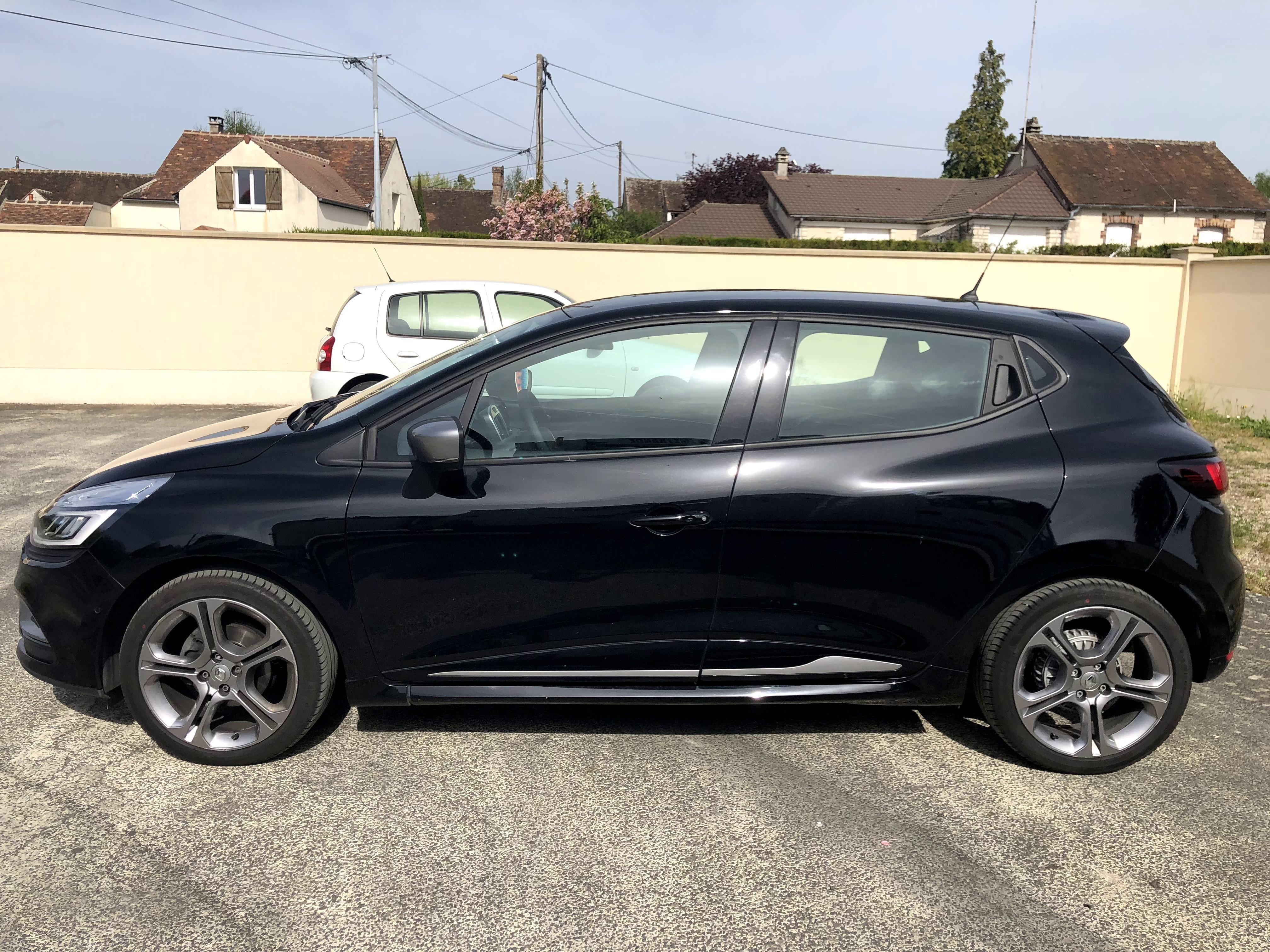 Renault Clio IV Nouvelle Essence Manuelle 2016 Chilly-Mazarin