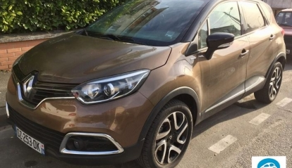 Renault Captur Hypnotic TCE 120 EDC E6 (2016) 2016
