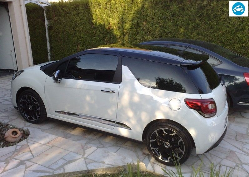 DS Ds3 thp 150 2011