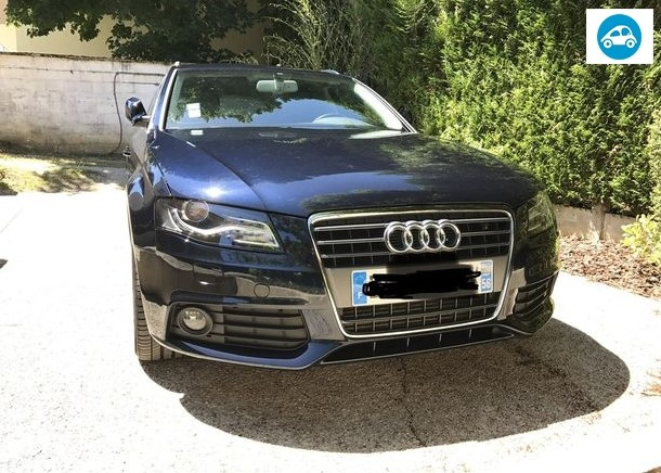 Audi A4 avant 2,0 tdi 143 ch 2011