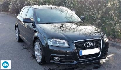 Audi a3 sportback 2l tdi 140ch sline 2011