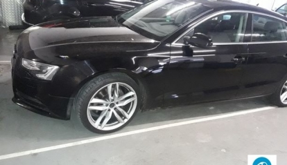 Audi a5 3.0 tdi sportback 2013