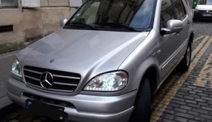 Ml 270 cdi bv6 luxury 2001