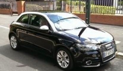 Audi A1 1.6 TDI 90 AMBITION S TRONIC 2011