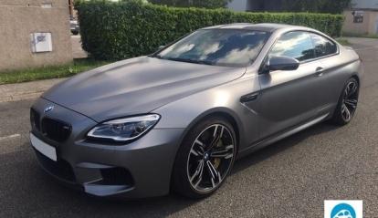 BMW M6 Coupe Pack Compétition