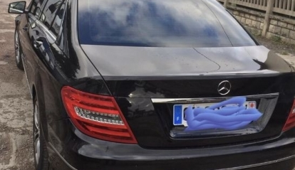 Mercedes Benz Classe C 2013