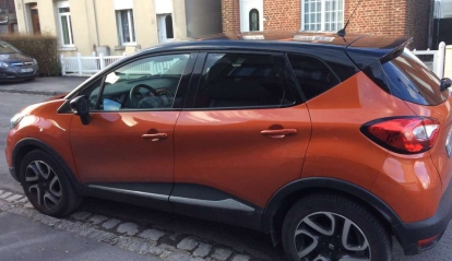 Renault Captur Toutes Options