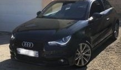 Audi A1 S-line 1,6 S-tronic
