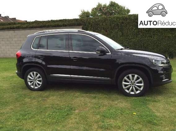 achat volkswagen tiguan 2 0 tdi sportline d 39 occasion pas cher 20 000. Black Bedroom Furniture Sets. Home Design Ideas