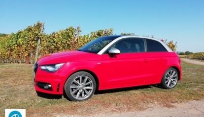Audi A1 1,4 TFSI