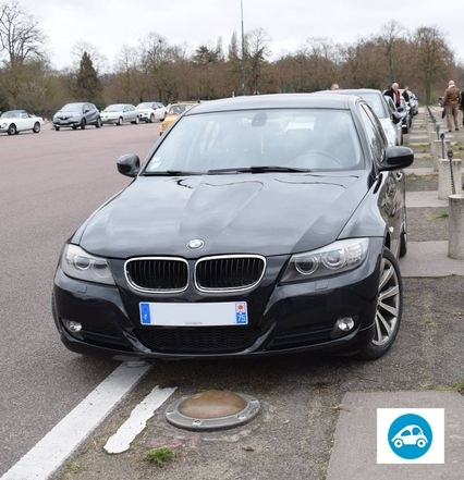 BMW Série 3 318D confort 2010