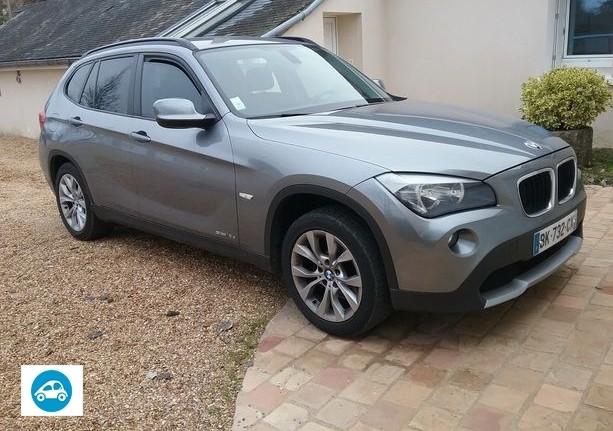 BMW X1 1,8 DRIVE confort