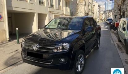Volkswagen Amarok (2)2.0 TDI 180 4WD AUTO HIGHLINE 2013