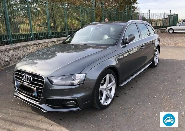 Audi A4 sline plus Clean