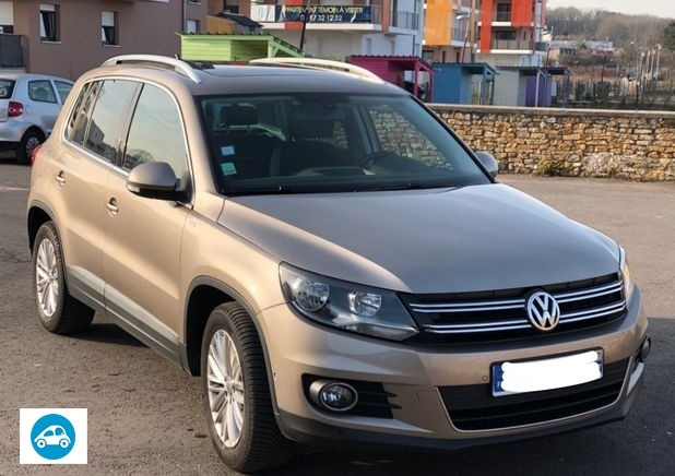 volkswagen Tiguan 2.0 TDI BlueMotion Technology FAP Cup