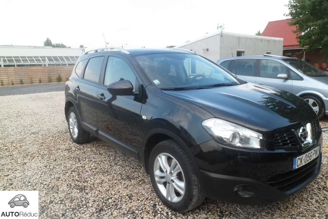 achat nissan qashqai 2 connect edition d 39 occasion pas. Black Bedroom Furniture Sets. Home Design Ideas