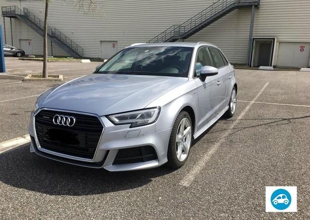 Audi A3 Sportback Sport Quattro Édition