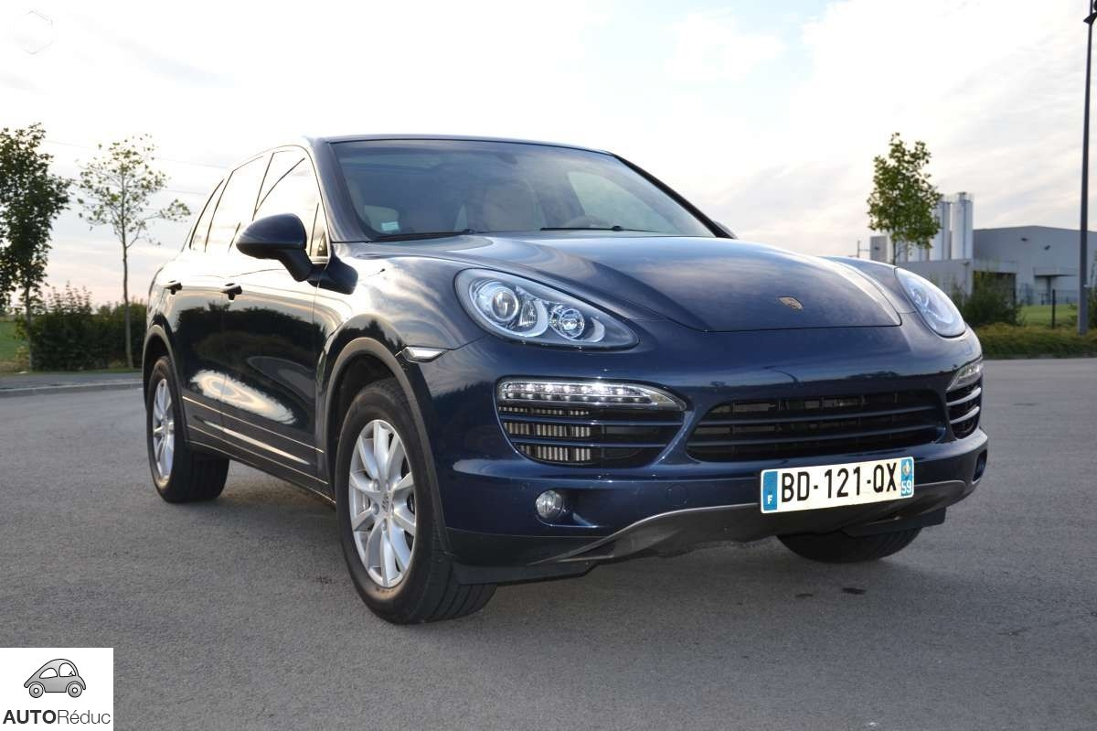 achat porsche cayenne 3 0 l d 39 occasion pas cher 49 500. Black Bedroom Furniture Sets. Home Design Ideas